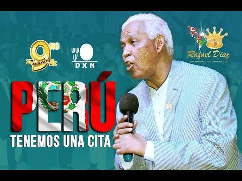 9no Aniversario Perú - Invitación cabezón