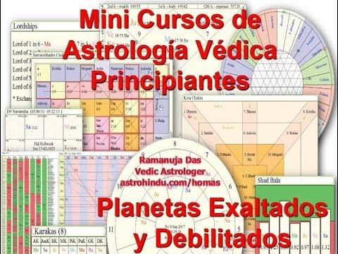 FUERZA DE LOS PLANETAS Astrología Védica