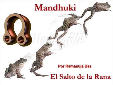 MANDHUKI 1 - SALTO DE LA RANA LOS DESEOS OBSESIVOS