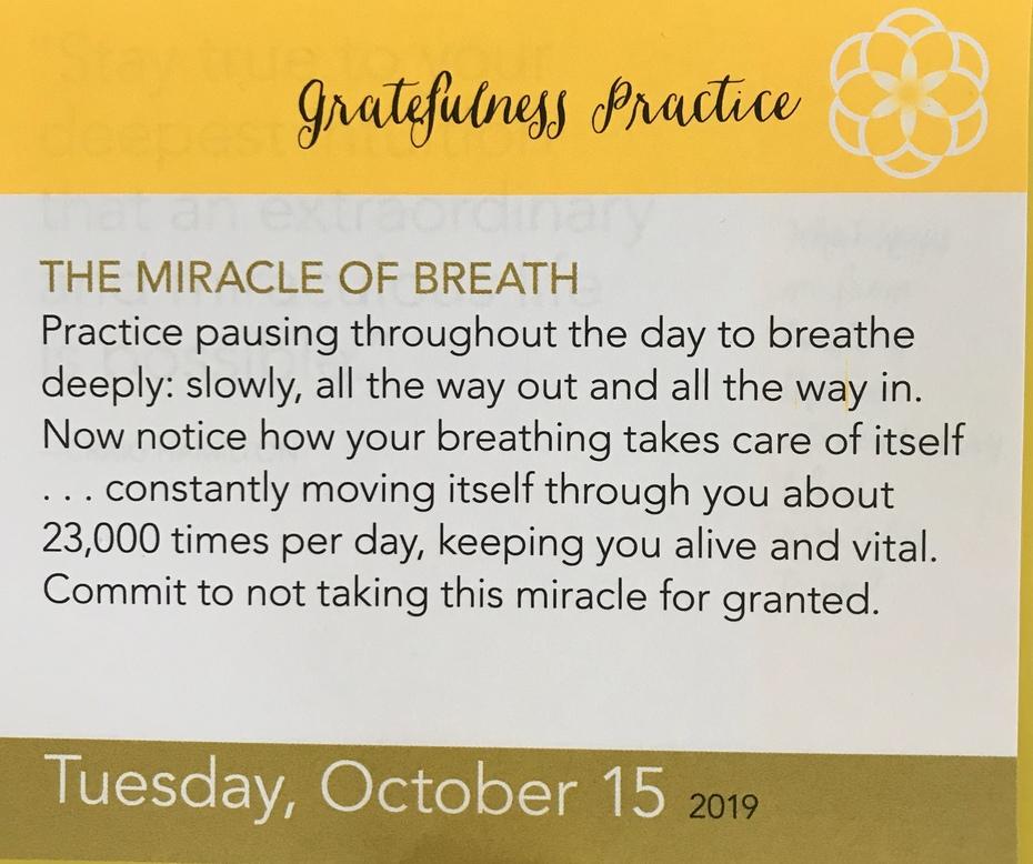 #ReimaginePRAYER... Inhale First!