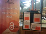 Open Access Week celebration@BA