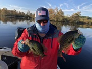 Crappie Daily Double......10/19/2019