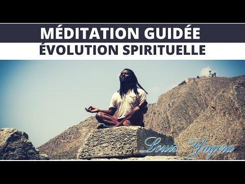 Méditation guidée pour accélérer votre évolution spirituelle