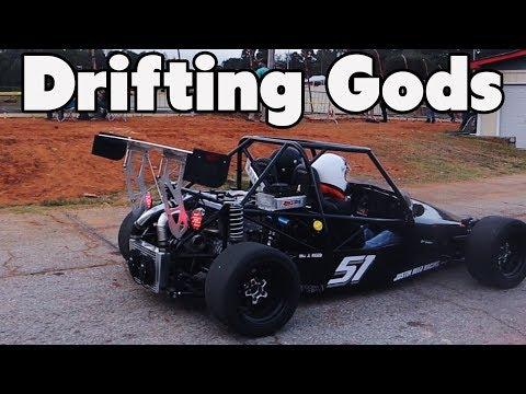Drifting Like A Boss- Lanier Raceplex