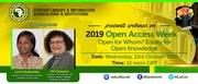 Webinar: 'Open for Whom? Equity for Open Knowledge'