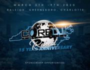 The Core DJ's 15 Year Anniversary Retreat #31 in the Carolinas #Core31Carolinas