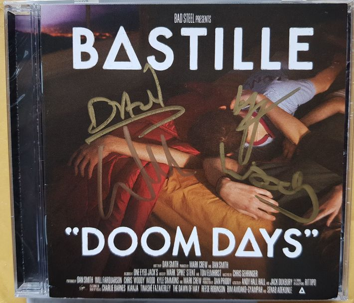 Bastille - Doom Day