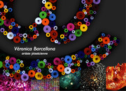 Exposition de Véronica Barcellona, artiste plasticienne
