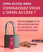 Open Access Week à l'Ifsttar