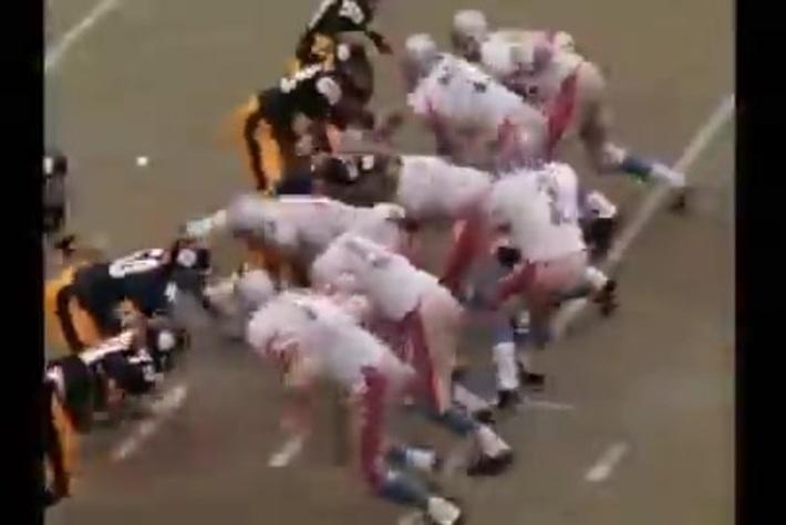 Oilers vs Steelers 1971: Part Two
