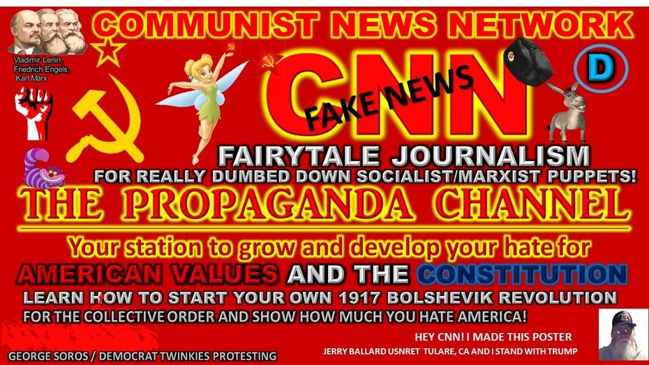 CNN FAIRYTALE NEWS JOURNALISM