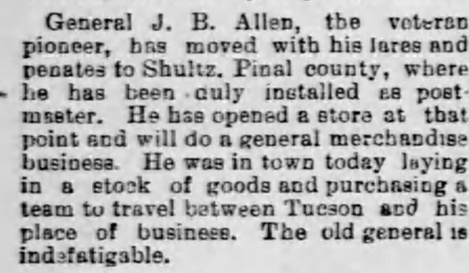General J B Allen Arizona_Weekly_Citizen_Sat__Apr_4__1896_