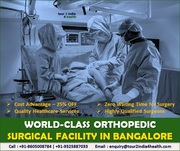 World-Class Orthopedic Surgical Facility in Bangalore