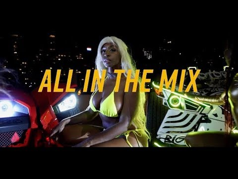 "Goddess Venus Official New Video ""All In The Mix"" Produced by Post2daMax"