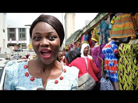 How to Bargain in a Nigerian Market