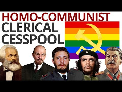 The Vortex—Homo-Communist Clerical Cesspool