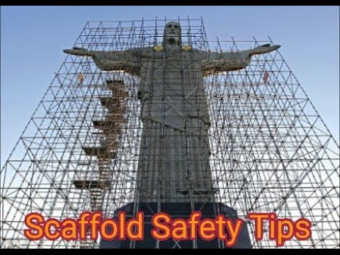 Scaffold Safety Tips in Hindi | Safety officer course training in Patna | Safety institute in Patna