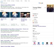 #Verified  Young Gifted Profile On Google