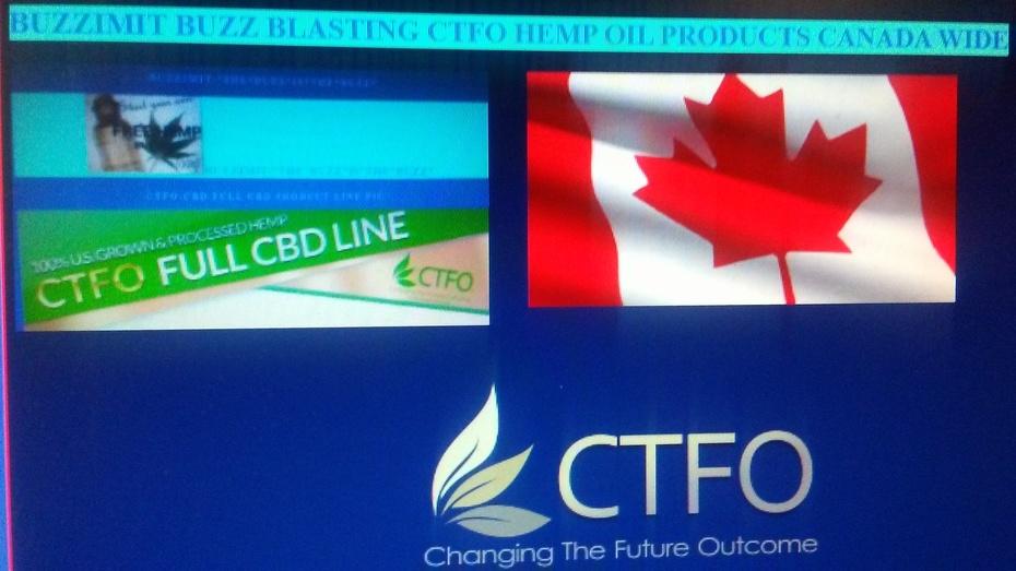 BUZZIMIT BUZZ BLASTING CTFO HEMP OIL PRODUCTS CANADA WIDE PIC