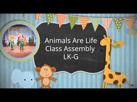Class LKG- D Assembly @Khaitan
