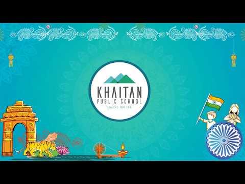 Grand Cultural Fiesta At Khaitan Public School