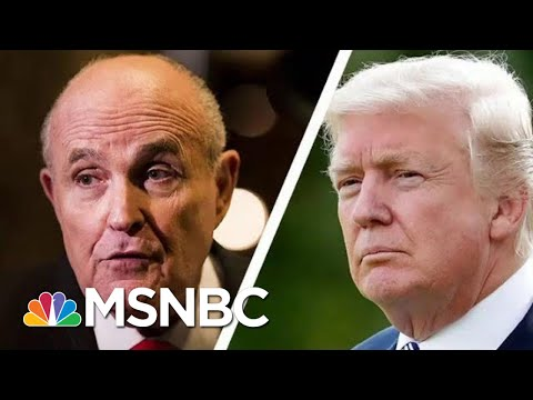 Definative Trump impeachment case Is Bribery MSNBC