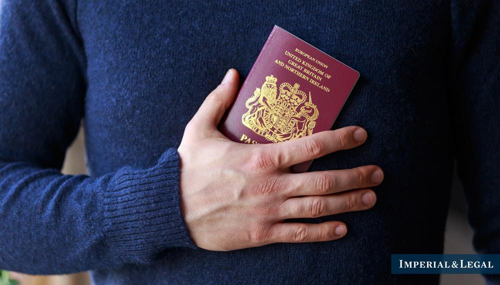 Investor visa: fast-track British passport