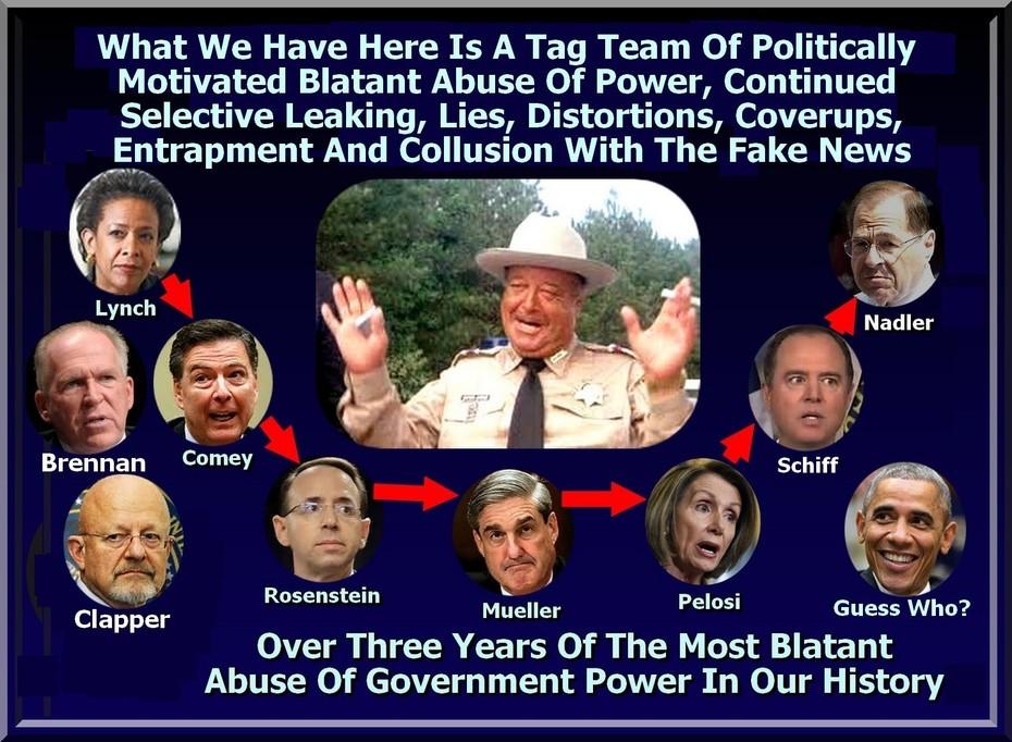 Corrupt Impeachment Investigation Tag Team