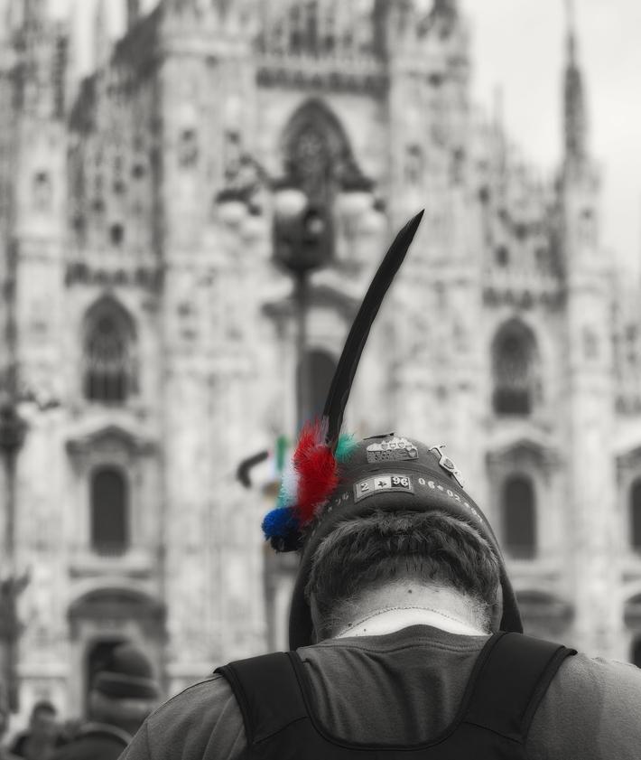 Alpini a Milano