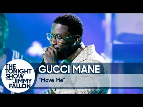 Gucci Mane: Move Me (The Tonight Show)