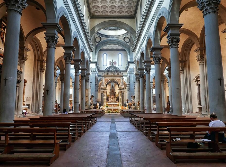 Basilica di Santo Spirito FI