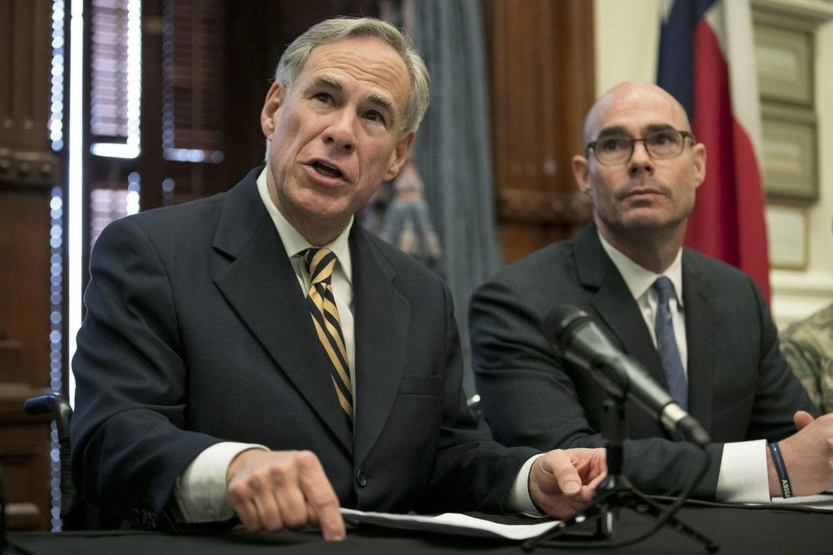 Texas Governor to Establish Campground for Homeless in Austin