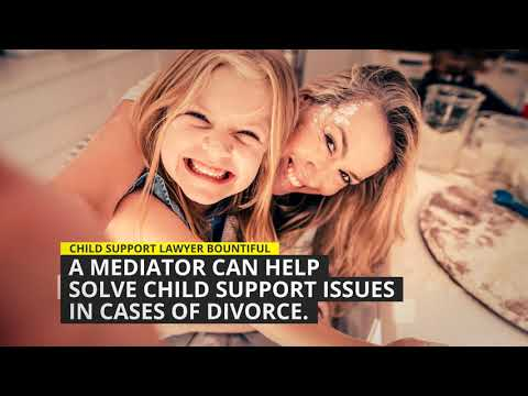 Child Support and Family Law Lawyer in Bountiful