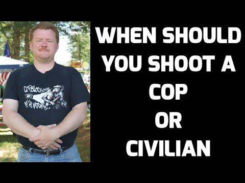 Larken Rose: When Should You Shoot A Cop Or Civilian?