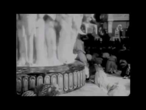 "Child Sacrifice To Molech, From The Silent Movie ""Cabiria"" (1914)"