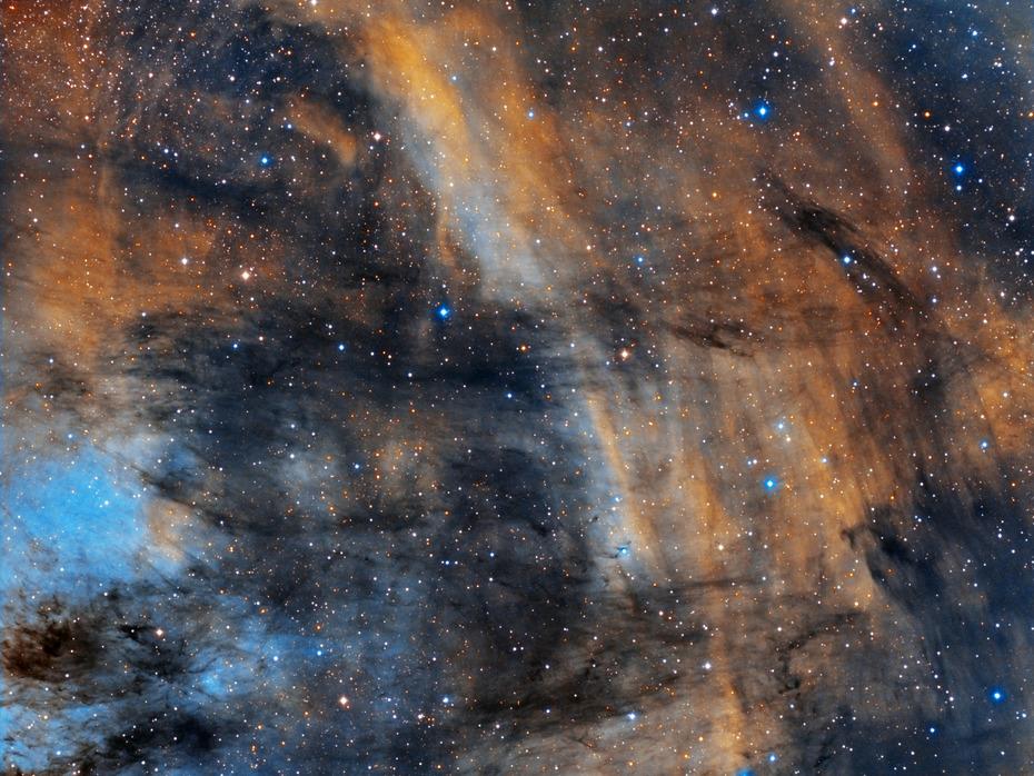 IC5068 Nebula HST