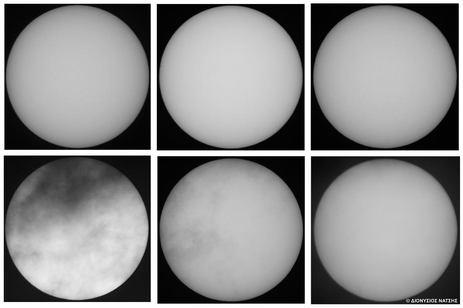 Η διέλευση του Ερμή μπροστά από τον Ήλιο (11-11-2019)