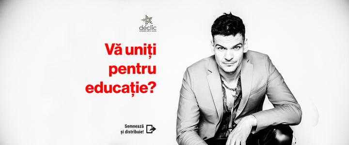 Ne unim pentru Educație?