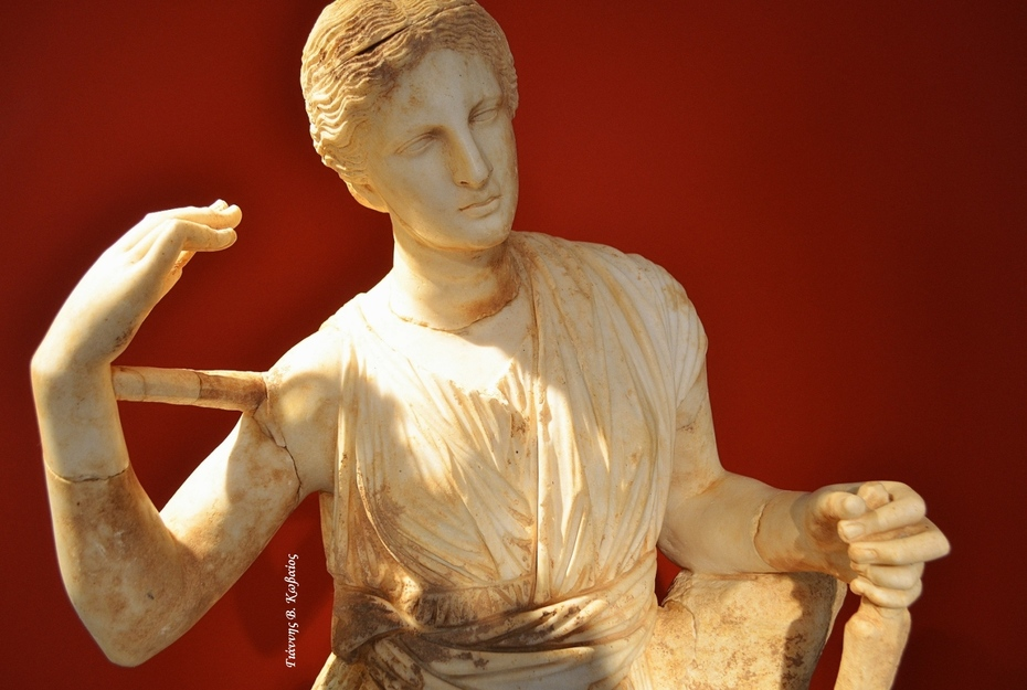 Γλυπτά της Αρχαίας Μεσσήνης (2)