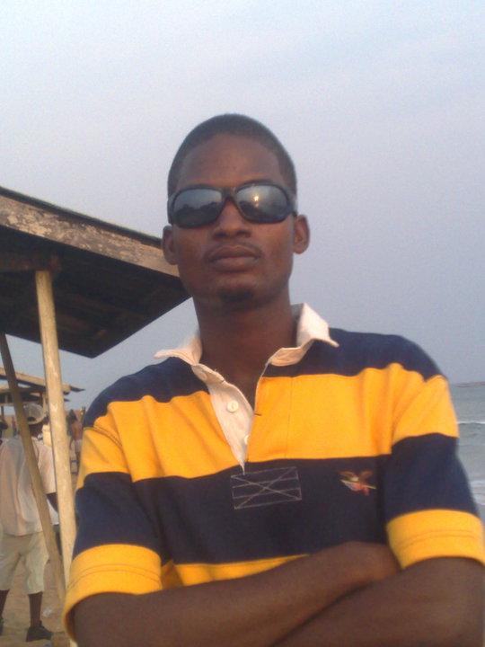 Theophilus Darpoh