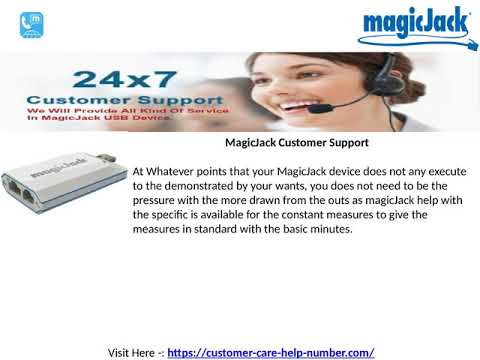 MagicJack USB Calling Number || MagicJack USB Technical Support Number