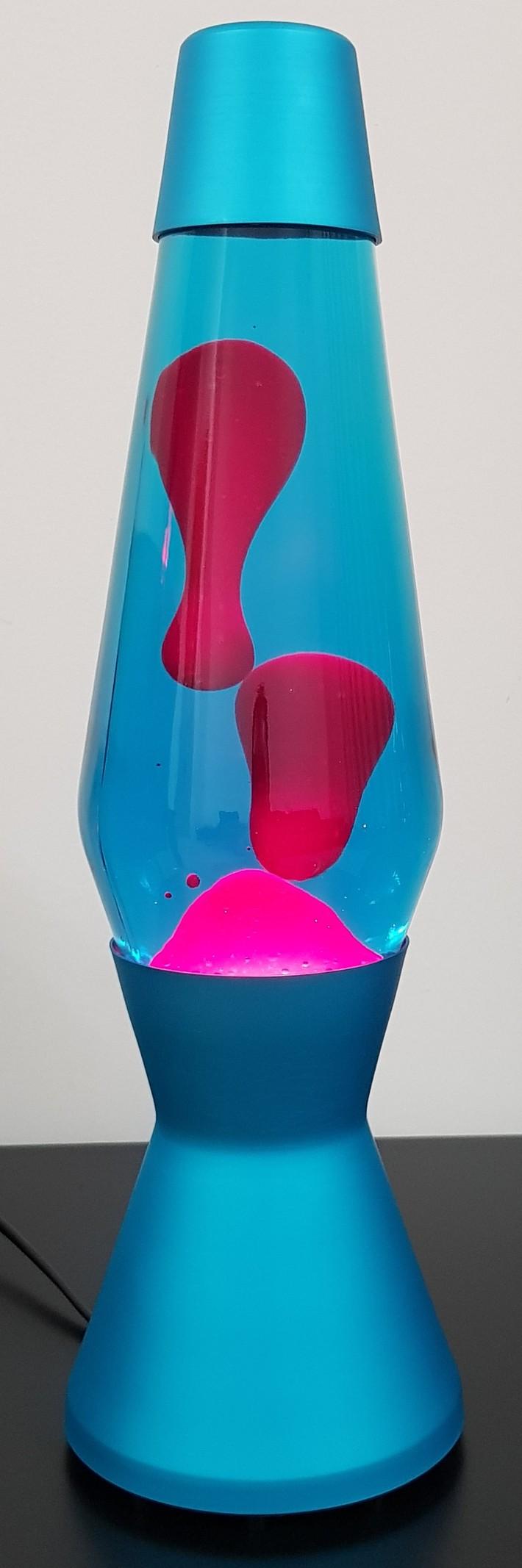 Blue Mathmos Astro - Blue-Red