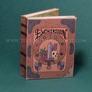 Adventure Time Enchiridion Paper Toy