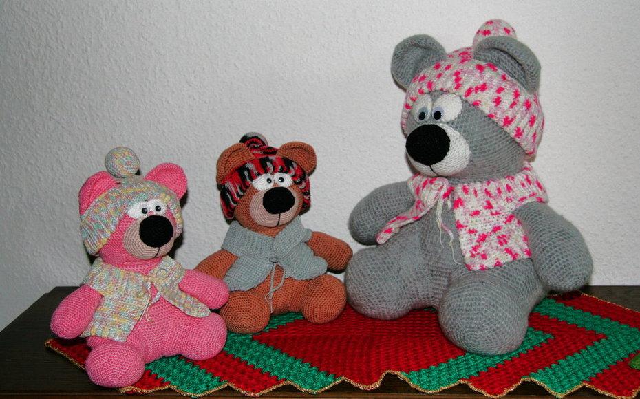 Wollybären