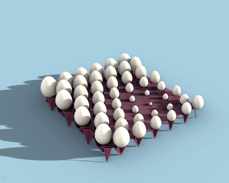 Parametric eggs