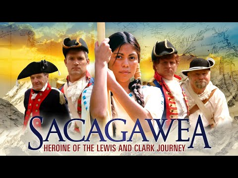 Sacagawea - Heroine of the Lewis and Clark Journey - 3494