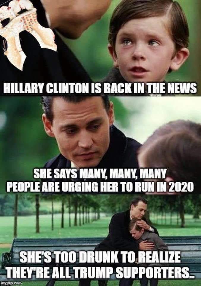 Run Hillary
