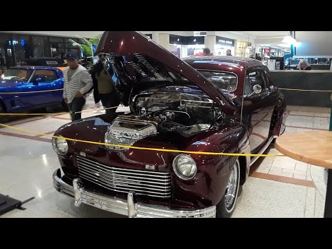 Mick & Ferne's 1946 Ford Custom Coupe Pretzel City Rod & Custom 2019 Fall Mall Show