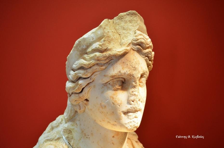 Τα γλυπτά της Αρχαίας Μεσσήνης (5)