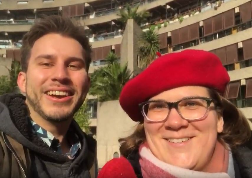 IVC 2019 - MEET EMA NIKOLOVSKA & MICHAEL SIKICH